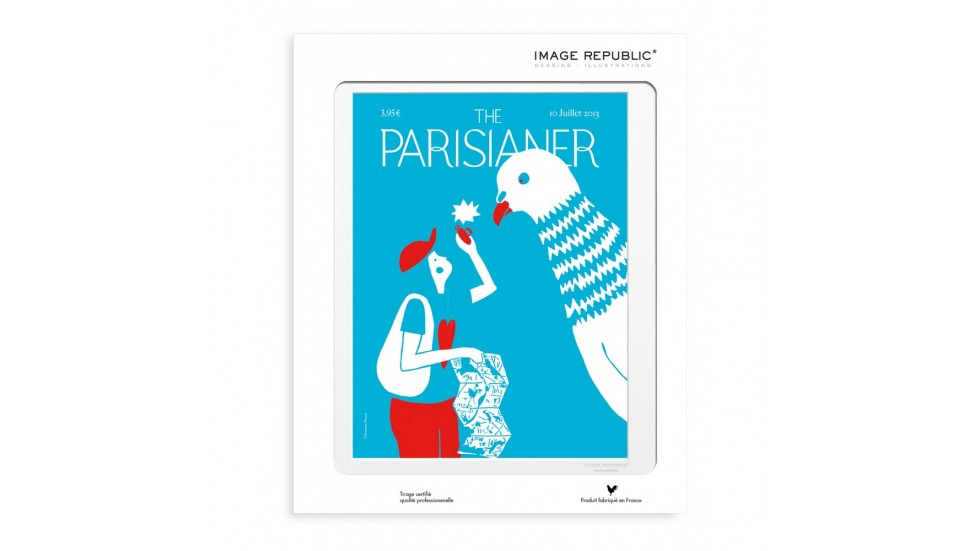 COLLECTION THE PARISIANER -N°56 PASSOT