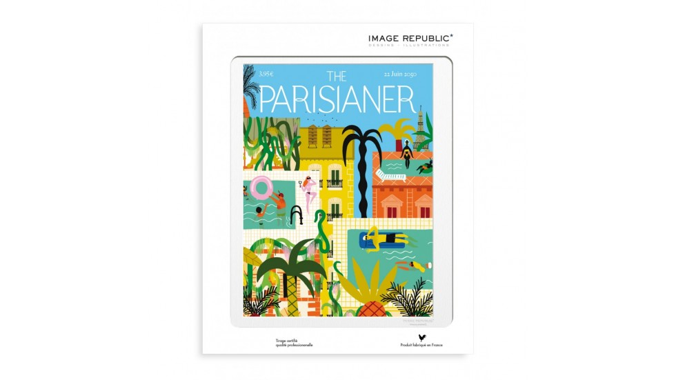 COLLECTION THE PARISIANER -UTOPIE N°01-FALIERE