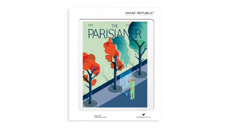 COLLECTION THE PARISIANER -UTOPIE N°01-RHIN