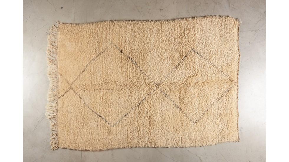 TAPIS BENI OUARAIN ANCIEN 235x 175
