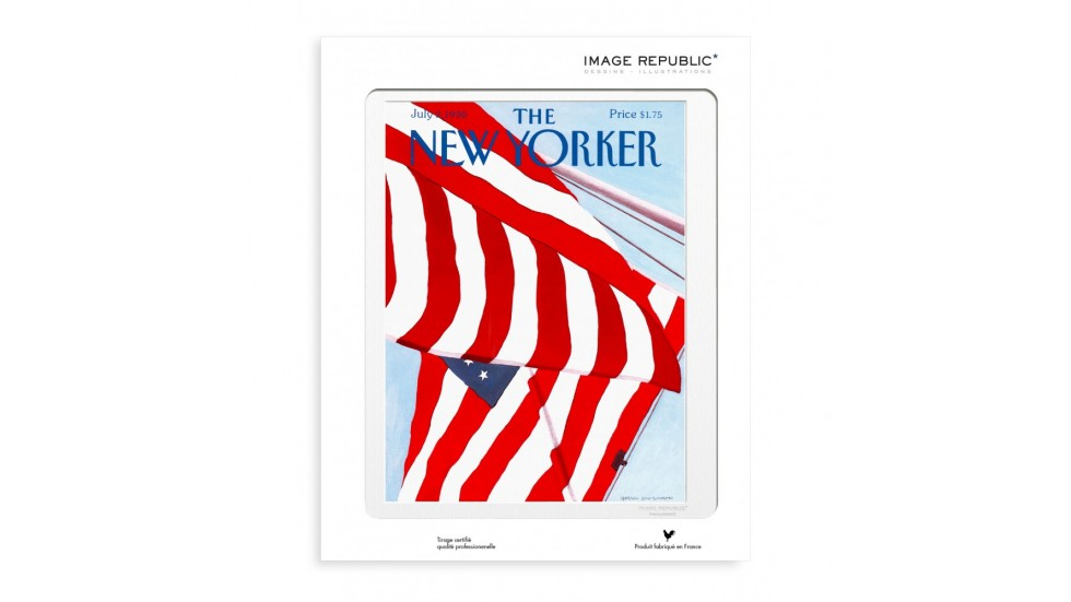 COLLECTION THE NEW YORKER- 30 SIMPSON DRAPEAU