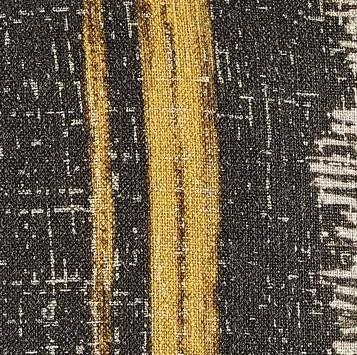 COUSSIN EN LIN TANGO - JAUNE - 40x55cm