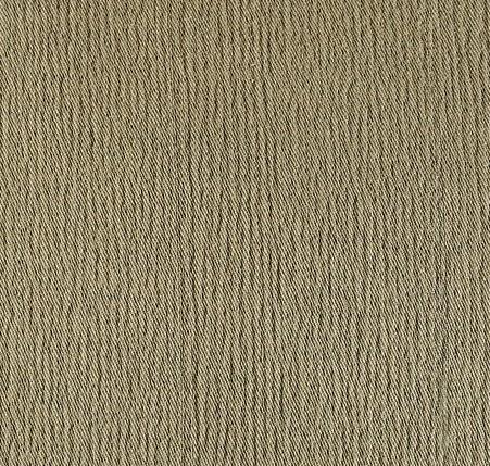 Coussin élitis WAVES, effet satiné, Kaki, 50x70 cm