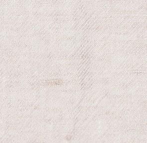 Plaid Vice Versa- frangé en lin froissé- blanc/écru