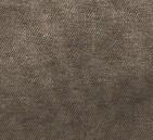 Coussin Vice Versa-biais noir-velours chenille- Kaki