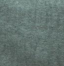 Coussin Vice Versa-biais noir-velours chenille- canard