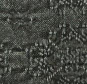 COUSSIN VICE VERSA - JACQUARD STONE WASHED KILIM CHARBON