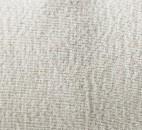 Coussin Vice et Versa lin et coton - Nomade - blanc