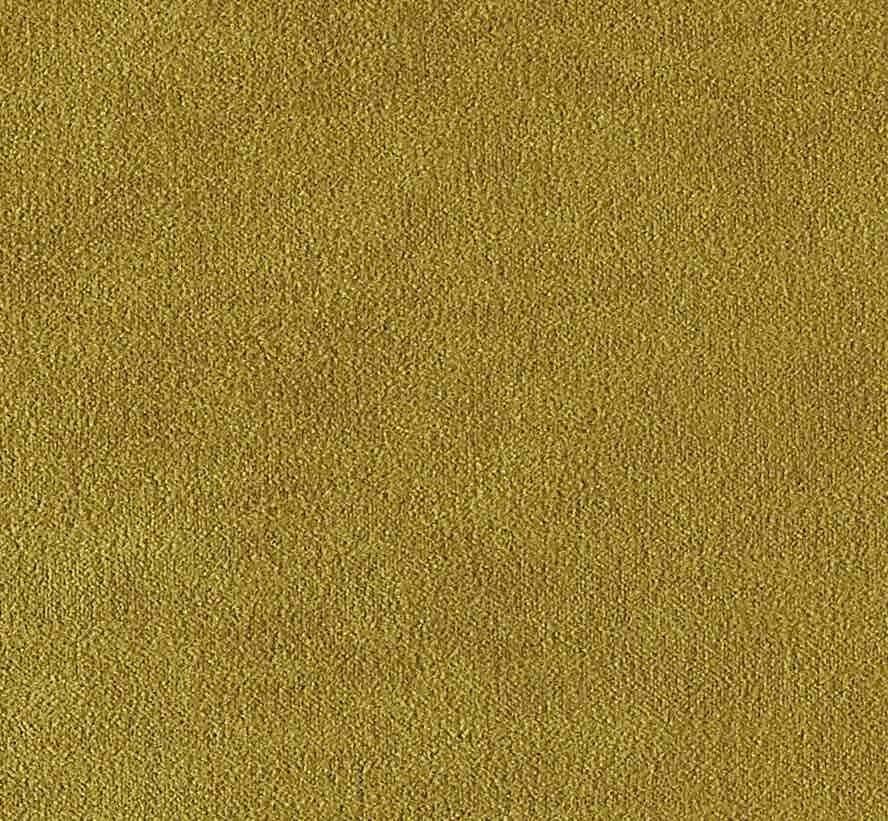 Coussin velours Aristote - finition sergé brodé contrasté- Doré- 40x55cm