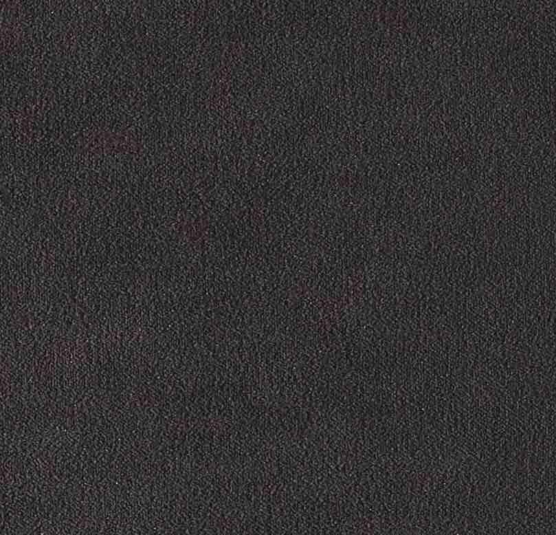 Coussin Aristote velours - finition sergé brodé contrasté- Prune- 40x55cm