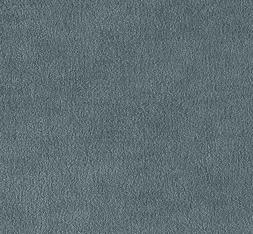 COUSSIN EN VELOURS ARISTOTE - finition sergé brodé contrasté - Eucalyptus - 40x55CM