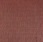 Coussin effet satiné WAVES - terracotta - 50x70cm