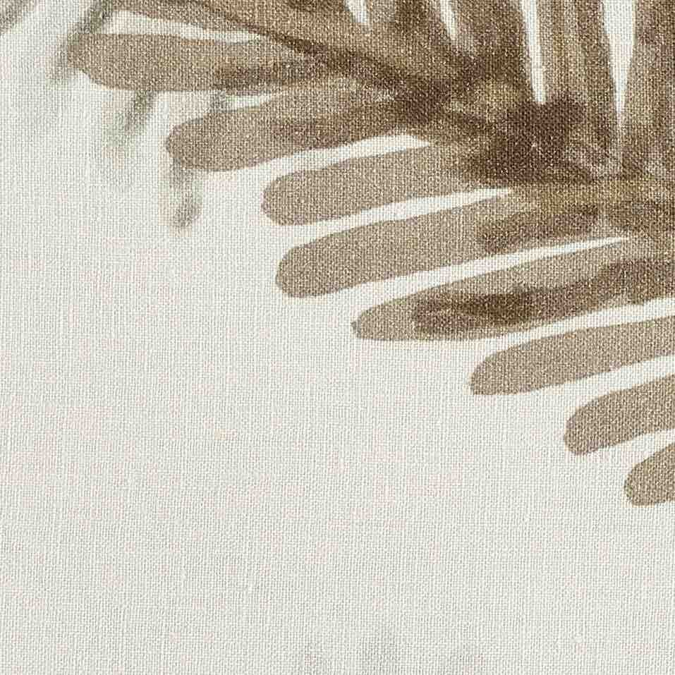 Coussin en lin Palma - 50x70cm - beige