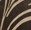 PLATEAU ROND BOIS - 61cm x 4cm - MOTIF FOLK