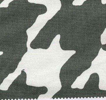 CAT : B BLOCK PRINT-PIED DE POULE GREY