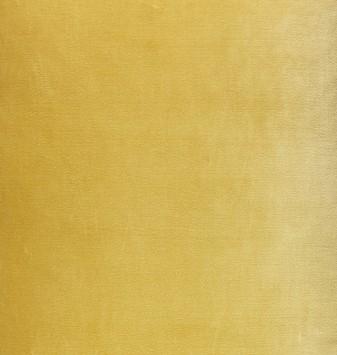 COUSSIN EN VELOURS DE COTON EURYDICE ELITIS BANANE-50x70 cm