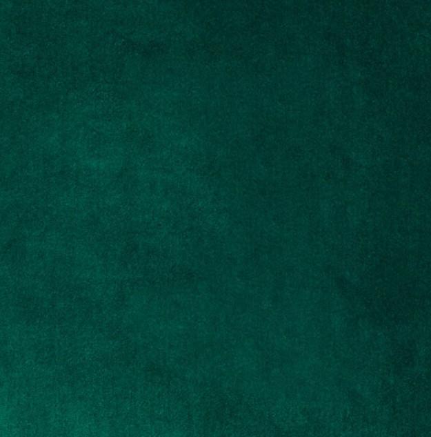 COUSSIN EN VELOURS DE COTON EURYDICE ELITIS Curaçao-50x70 cm